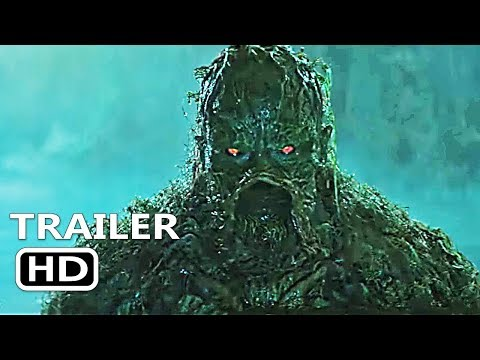 Clint August - SWAMP THING Official Teaser Trailer (2019) DC Universe