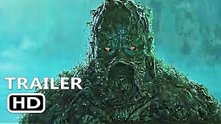 SWAMP THING Official Teaser Trailer (2019) DC Universe