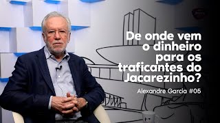De onde vem o dinheiro para os traficantes do Jacarezinho?