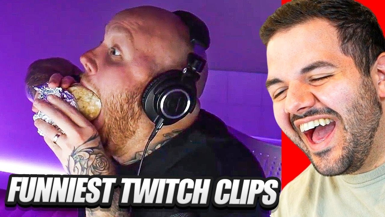 Timthetatman Funniest Twitch Clips of ALL TIME