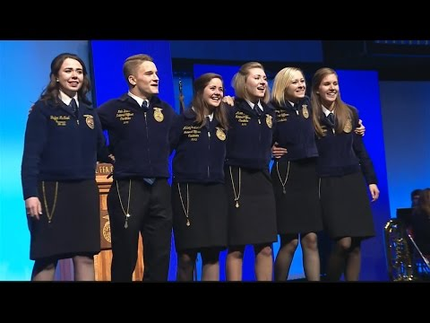 Kentucky FFA Convention 2011: Roaming Reporter Session 6 ...