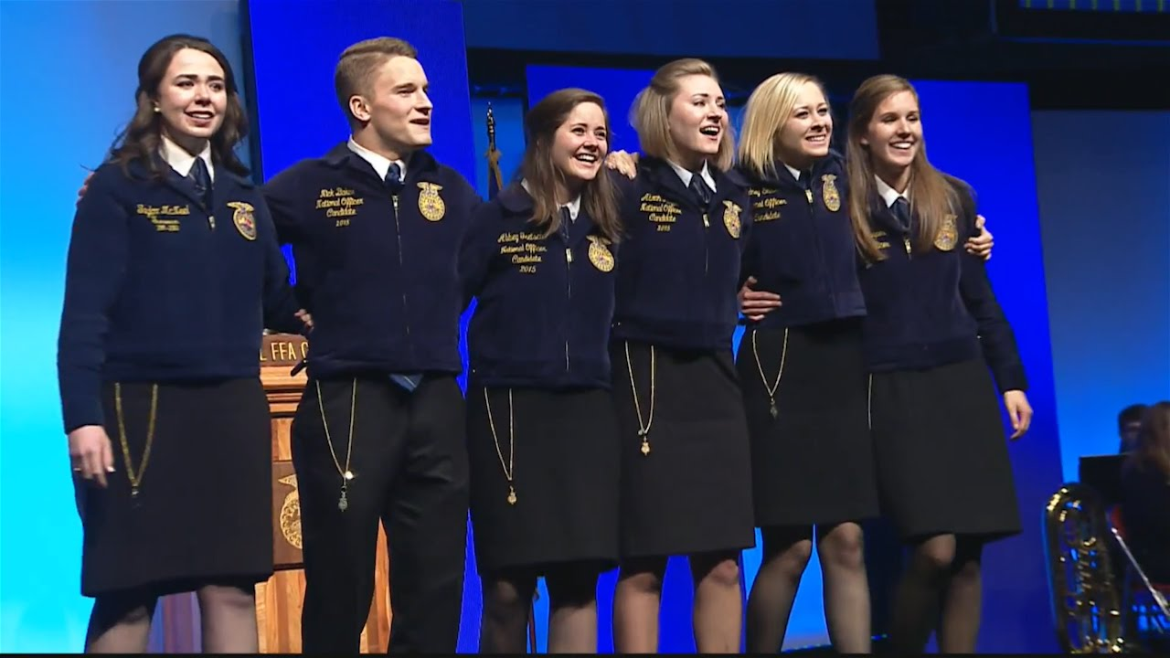 Image result for national ffa convention 2016