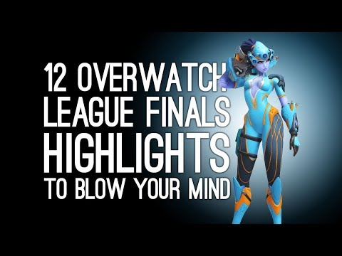 12 Overwatch League Finals Highlights That Will Blow Your Mind thumbnail