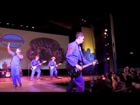Imagination Movers Live!