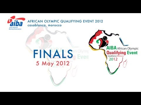 Finals - African Olympic Qualifying Event 2012
