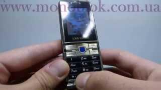 Louis Vuitton V9+ на 2 сим карты в эксклюзивном корпусе(Louis Vuitton V9+ флип телефон на 2 сим карты. Купить телефон можно в интернет-магазине Monoblok.com.ua по ссылке http://monoblok.com..., 2014-12-15T16:00:40.000Z)