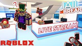 """Roblox Hide N' Seek Games & JailBreak (+ CODES GRATUITOS) Código Libre: """"GRACIAS"""" 🔴 EN VIVO"""