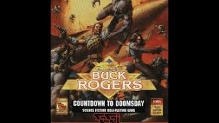 Buck Rogers: Countdown to Doomsday (Mega Drive)