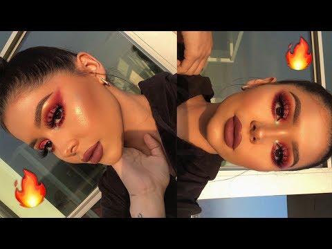 Summer Baddie Makeup Tutorial 🔥 Daisy Marquez