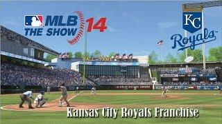 MLB 14 The Show PS4 Kansas City Royals Franchise (Y3,G12): ALDS Game 1: Royals vs Tigers
