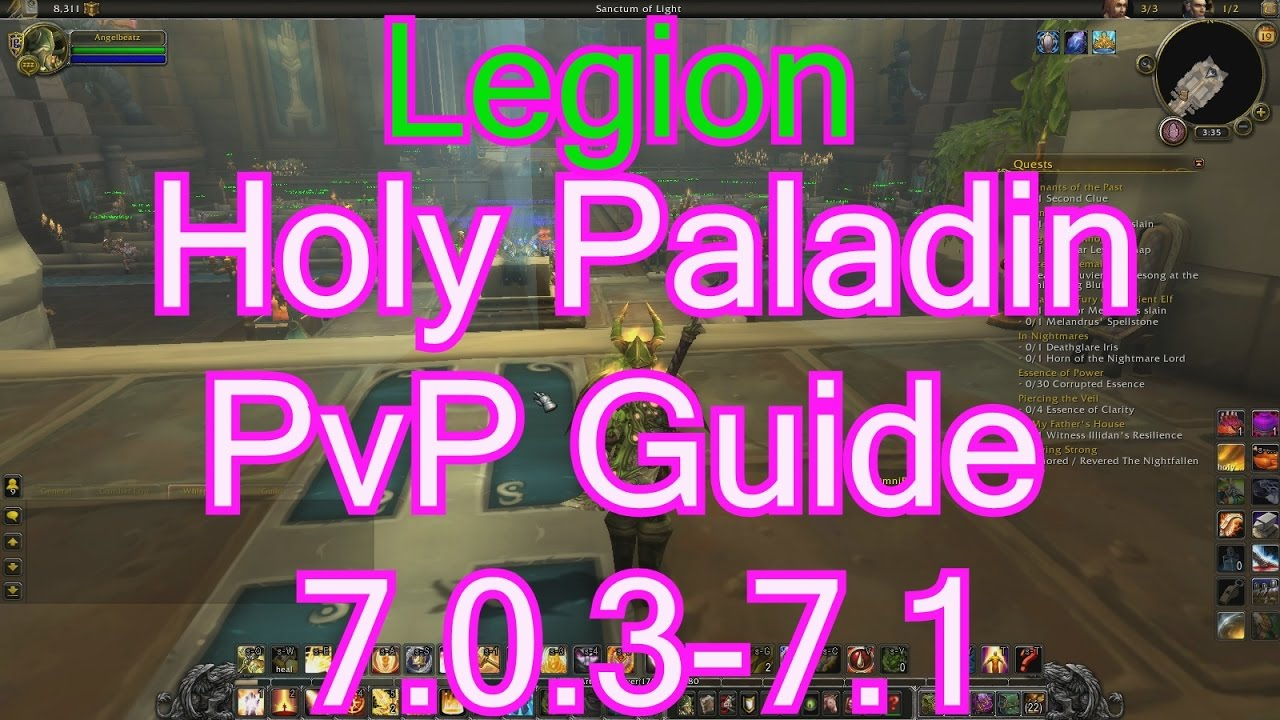 Best pvp holy paladin talent build wotlk 3. 3. 5 talent guide|wow.