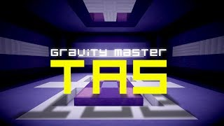 [TAS,No-Playback] Gravity Master [Minecraft] (1:11.28)
