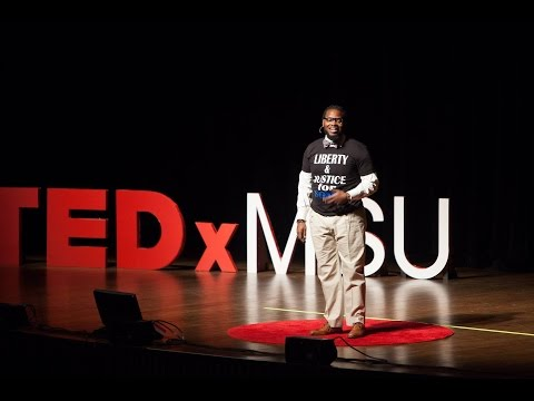 Empty Promises Fulfilled: Student Activism and Institutional Change   Thaddeus Stegall   TEDxMSU