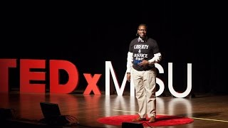 Empty Promises Fulfilled: Student Activism and Institutional Change | Thaddeus Stegall | TEDxMSU