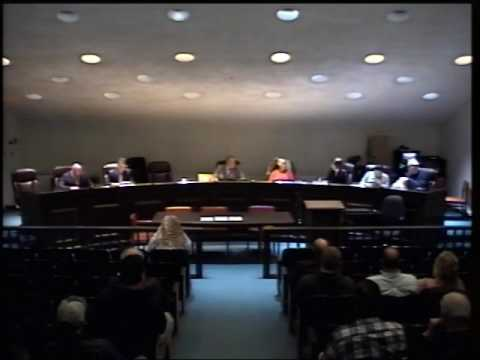 Town of Monroe Ct Town Council Meeting March 27th, 2017