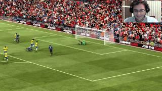 Primeira Partida Online - FIFA 13 - PC