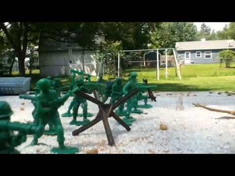 Army men:WWII: D-Day Omaha beach
