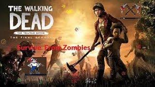 The Walking Dead Episode 3  Walkthrough - PC Gaming