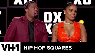 Michael Blackson Knows Why Erica Mena Has Calmed Down & More Deleted Scenes | Hip Hop Squares