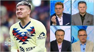 OTRA BAJA para el AMÉRICA. Nico Castillo no estará disponible ante Xolos de Tijuana | Futbol Picante