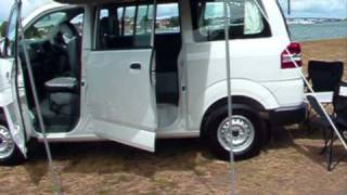 Suzuki Mini Camper from All Seasons Campervans