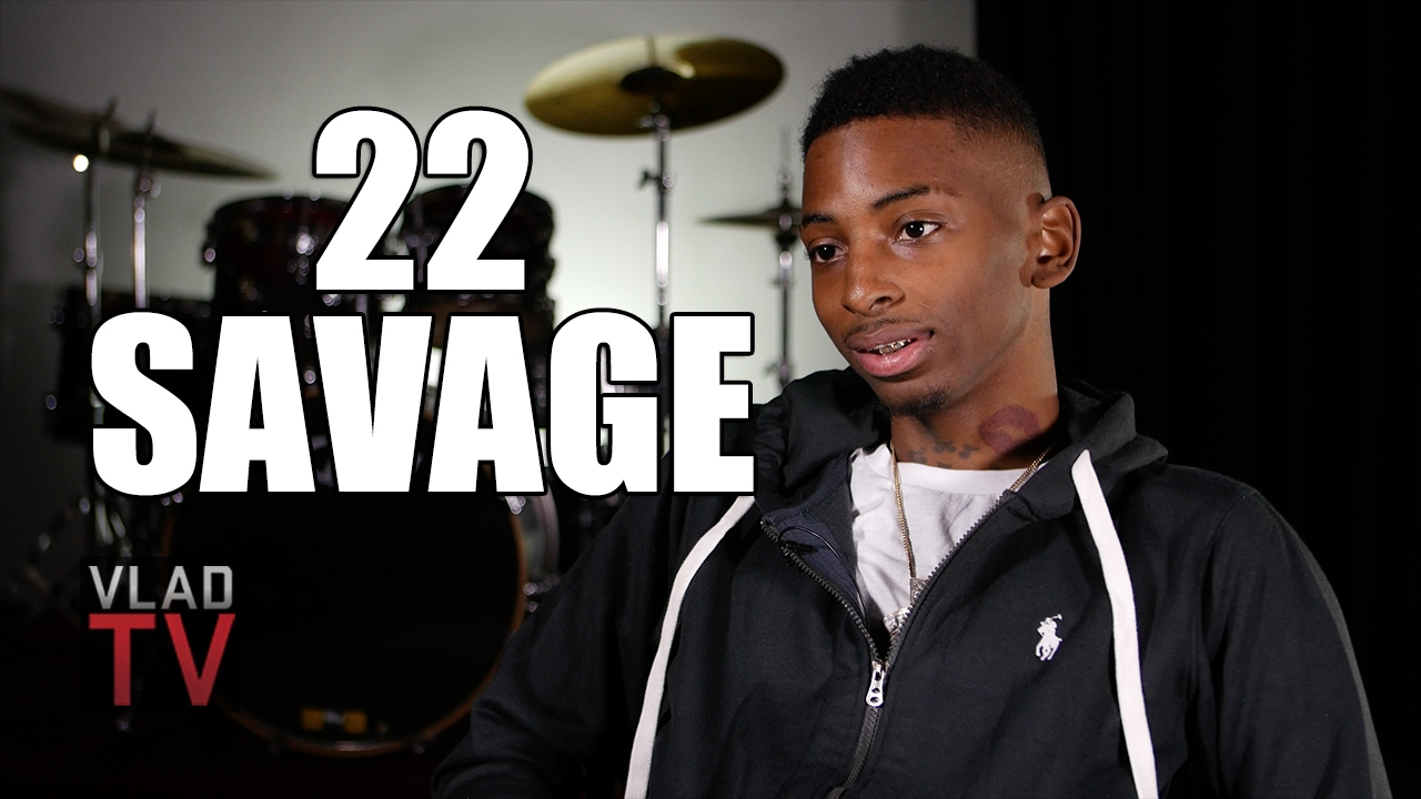 22 Savage on Baton Rouge Hypnotized with Hatred, Status of Murder Case