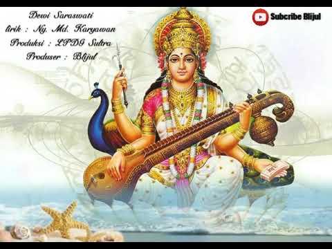 Dewi Saraswati - Lagu Keagamaan Hindu (versi suling)