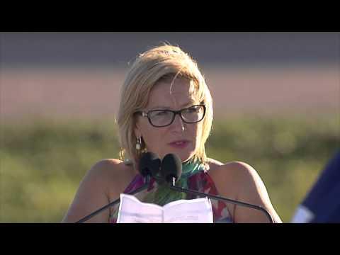 Rosie Batty - 2015 Australian of the Year acceptance speech