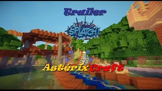 [Minecraft] Le Grand Splatch - AstérixCraft (Parc Astérix) [HD]
