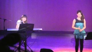 島かおり☆SHIDAXカラオケフェスタ2014☆ 2014.03.29