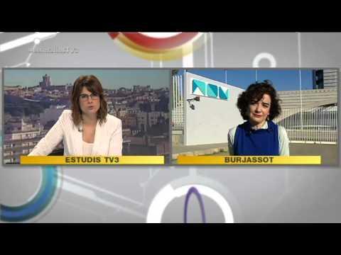 TV3 - Els Matins - Entrevista a Salut Alcover, presidenta del comitè empresa RTVV