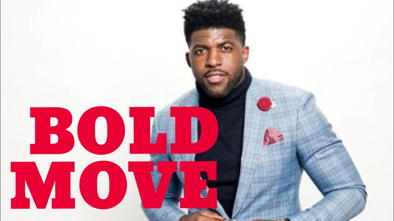 Emmanuel Acho steps in for Chris Harrison in 'The Bachelor: After ...