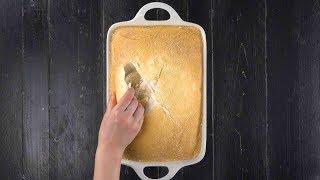 10 Eiweiß und 1,5 kg Salz machen nach nur 70 Min. dein Hühnchen perfekt!