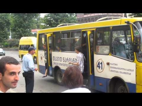 tbilisi bus