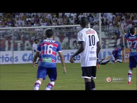 Melhores Momentos - Fortaleza 3 x 0 ASA - Brasileiro Série C (03/06/2017)