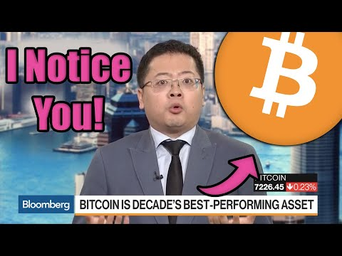 Bloomberg's Prediction! Bitcoin's 9,000,000% ROI 📈 in the Last Decade could be Just The Beginning! 🚀
