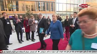 الحياة اليوم - حصاد زيارة الرئيس السيسي إلى ألمانيا للمشاركة في قمة العشرين وأفريقيا
