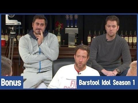 Full Recap of Barstool Idol Week – Day One, Part 2