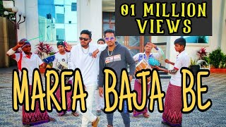 MARFA BAJA BE | HYDERABADI RAP SONG| MJ ROBB x AHSAAS feat LOBO|(Prod. By Alvin Brown Beats )