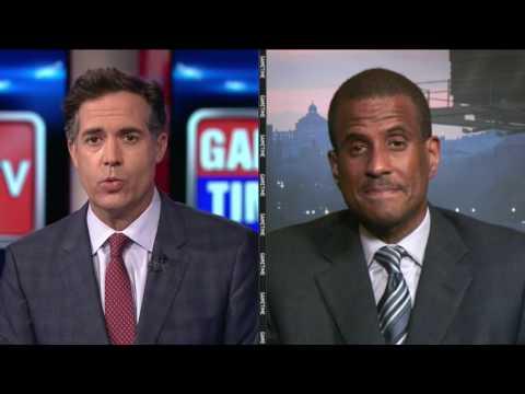 GameTime: David Aldridge on Kevin Durant joining Warriors & OKC Future