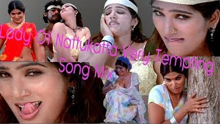 Lady Of Nattukatta Very Hotest Tempting Song Mix SINGLES ONLY
