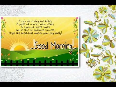 Cute good morning greeting cards e greetings wishes images for cute good morning greeting cards e greetings wishes images for whatsapp video m4hsunfo