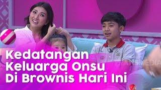 BROWNIS - Sambutan Meriah Saat Keluarga Onsu Datang Ke Brownis! (10/2/20) PART1