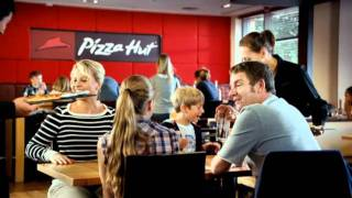 Pizza Hut Restaurants: Free Unlimited Salad & Best Ever Pizzas