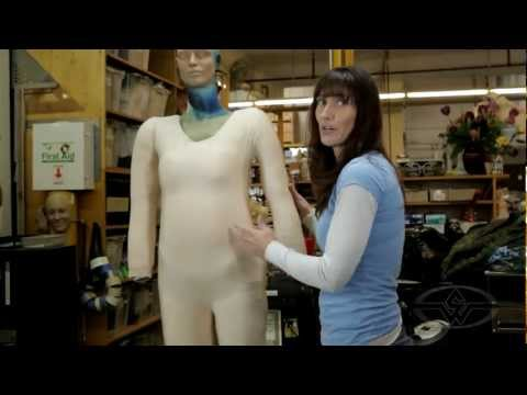 The Art of the Fat Suit - Fat Suit Fabrication - PREVIEW