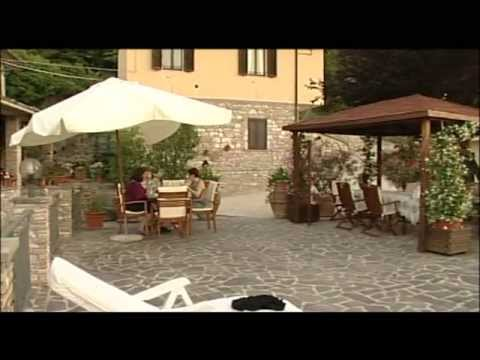 Assisi La Terrazza del Subasio - YouTube