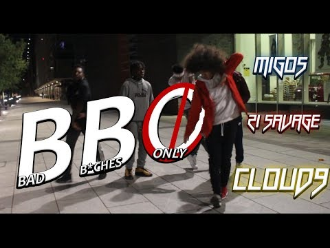 Migos - BBO feat. 21 Savage (Official Dance Video) Cloud9