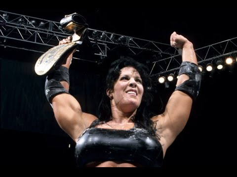 Chyna wins her first Intercontinental Championship: No Mercy 1999