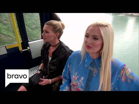 RHOBH: Kyle Richards Is Trapped in a Glass Box (Season 7, Episode 16) | Bravo