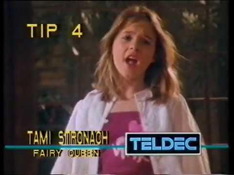 Tami Stronach Fairy Queen September 1984/nicht in voller länge.